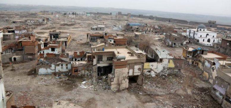 Diyarbakır'ın 6 Mahallesi 5 Yıldır Kapalı