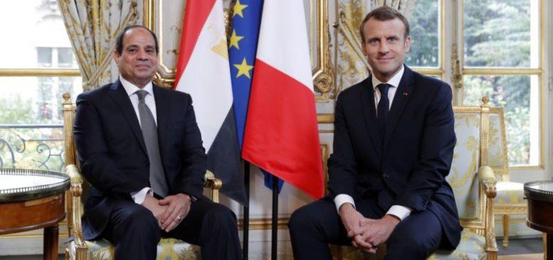 El Sisi'den Paris'e Kritik Ziyaret