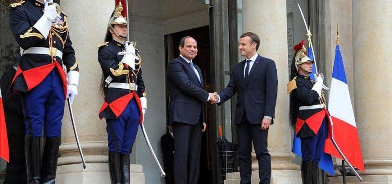 Macron, Sisi'yi Fransa'da ağırlayacak