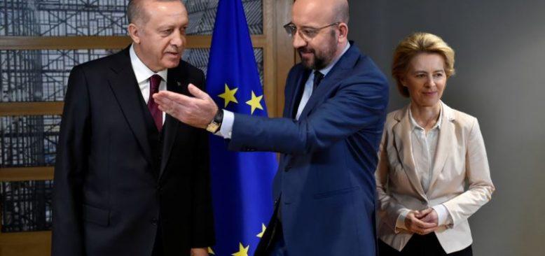 Erdoğan'dan AB'ye: