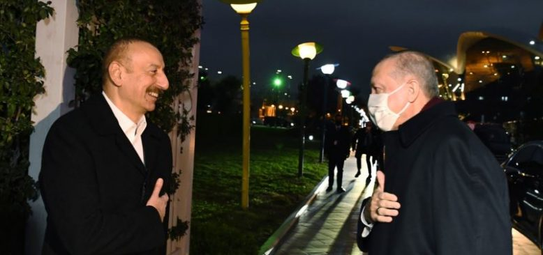 """""""Erdoğan'ın Bakü Ziyareti Rusya'yla İlişkisini Etkileyebilir"""""""