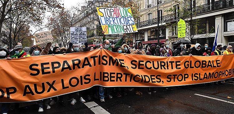 Fransa 2020'yi Kovid-19 krizi ve şiddetli protesto gösterileriyle geçirdi