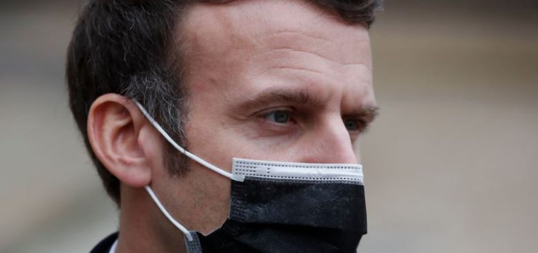 Macron'un COVID-19 Testi Pozitif Çıktı