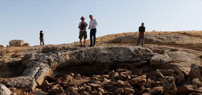 Göbeklitepe'den sonra Karahantepe de Şanlıurfa turizmine değer katacak
