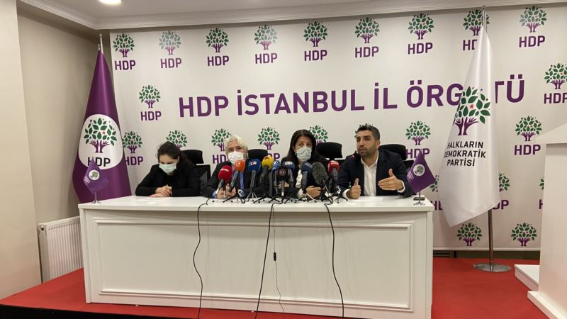 HDP Demirtaş'ın Tahliyesini İstiyor
