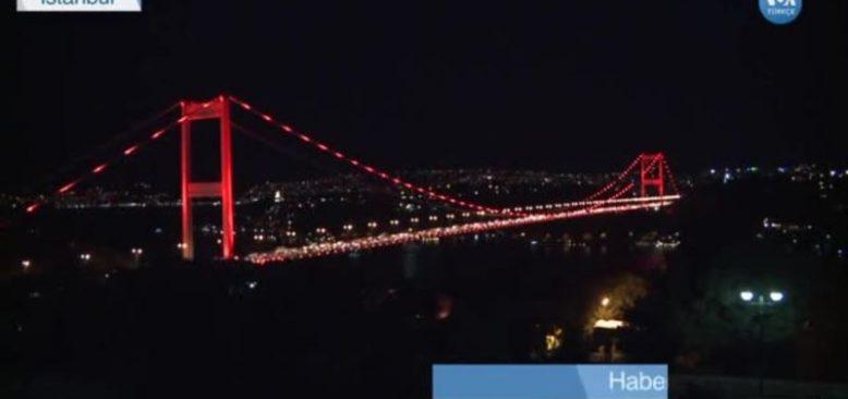 """""""Hafta İçiKısıtlaması İstanbul Trafiğine Olumsuz Yansıdı"""""""