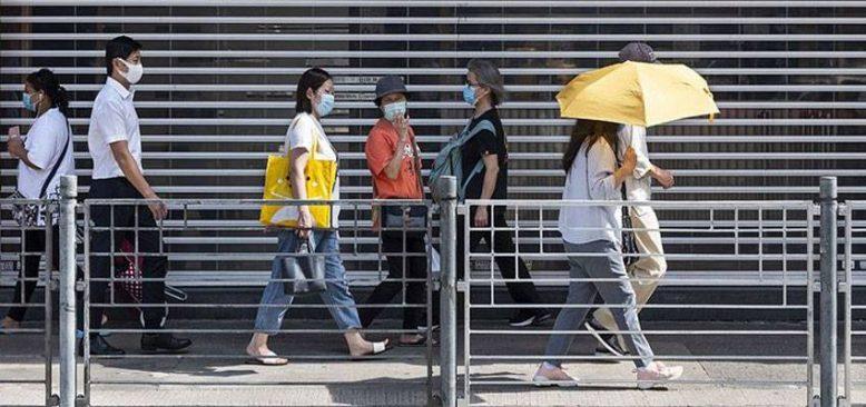 Hong Kong turizmini dördüncü dalga vurdu