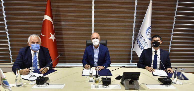 Antalya sanayisinde yapay zekâ için güç birliği