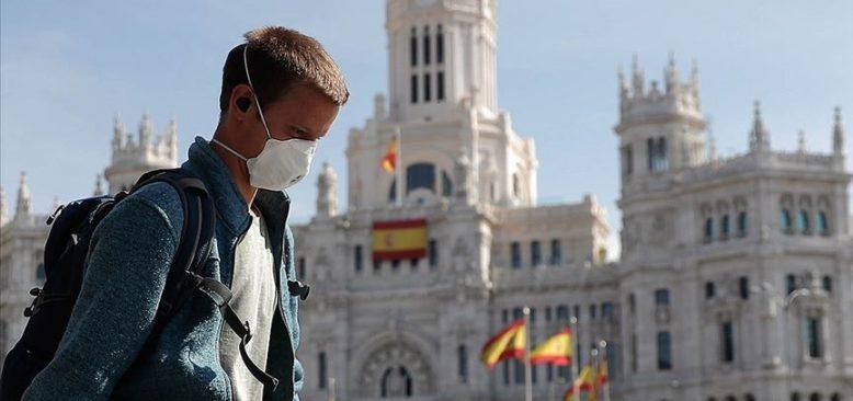 İspanya'da Kovid-19'dan ölenlerin sayısı 50 bini geçti