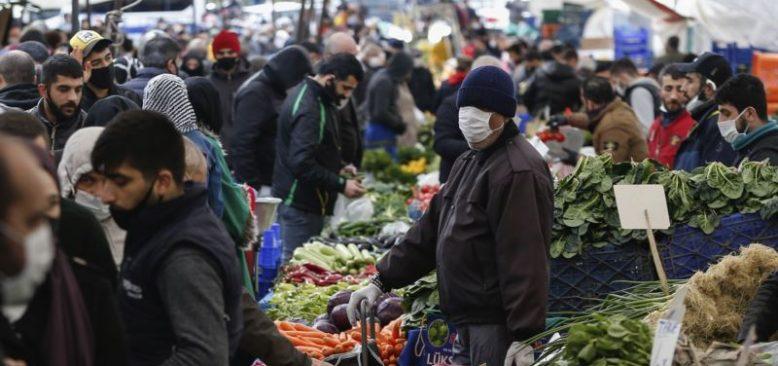 Kasım Enflasyonu Son 15 Ayın En Yükseği Oldu