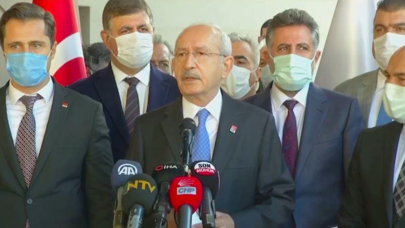 Kılıçdaroğlu'ndan Hükümete Depreme Karşı İş Birliği Çağrısı
