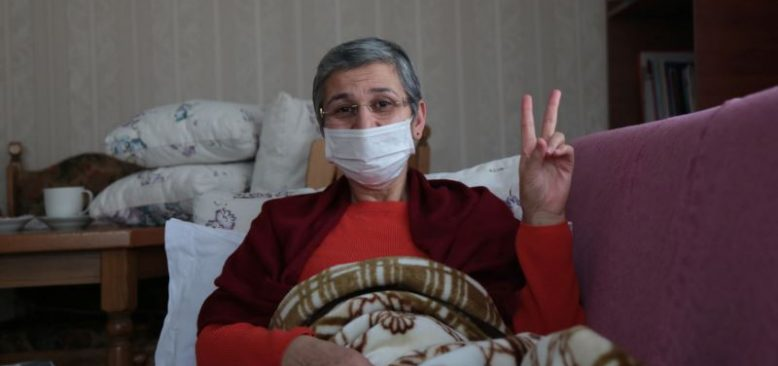 Leyla Güven'e 22 Yıl Hapis