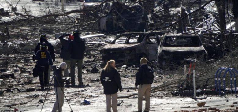 Nashville'deki Patlamayla İlgili Soruşturma Sürüyor
