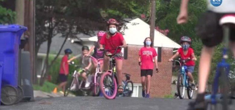 Salgında Bisiklet Meraklıları Arttı