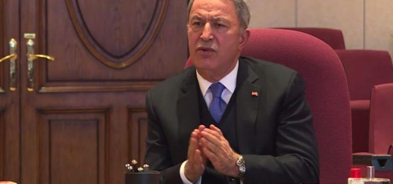 Savunma Bakanı Akar'dan Azerbaycan Açıklaması