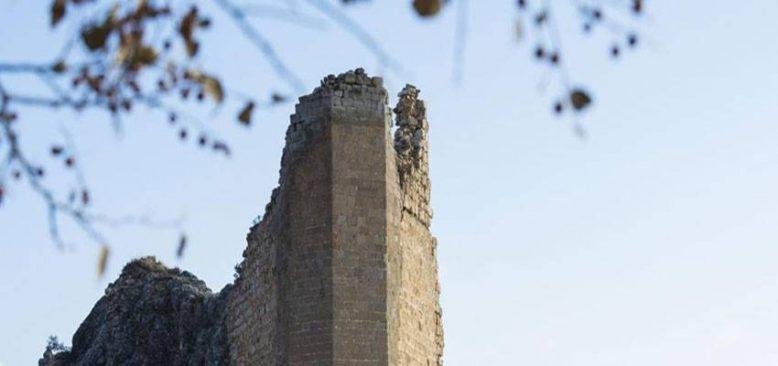 Tarihi Sağman Kalesi fotoğraf tutkunlarının gözdesi oldu