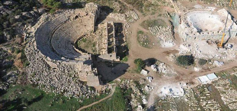 Müze ve ören yerlerinden 10 ayda 15 milyon lira gelir