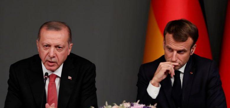 Türkiye ve Fransa 2020'de Tarihi Gerilimler Yaşadı