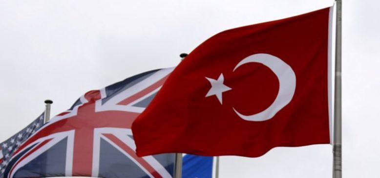Türkiye ve İngiltere Serbest Ticaret Anlaşması İmzaladı