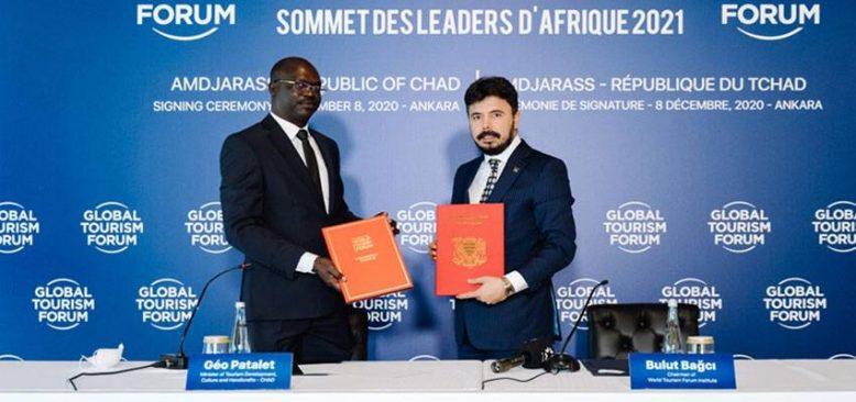 Türkler, Çad'ın turizmini dünyaya pazarlayacak