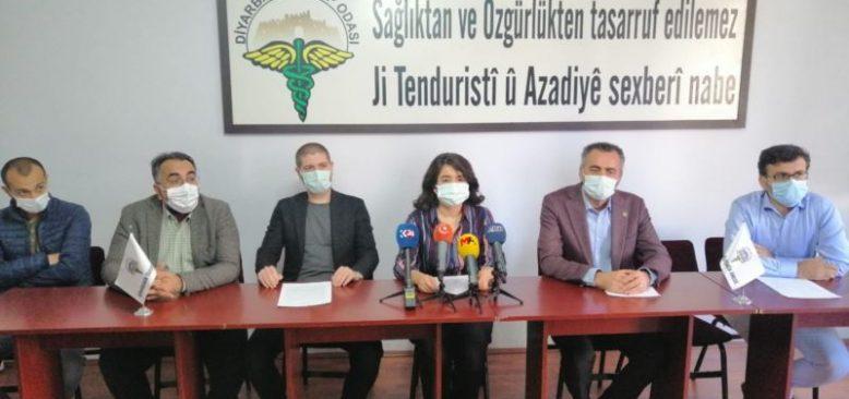 Tutuklanan TTB Onur Kurulu Üyesi İçin STK'lardan Çağrı