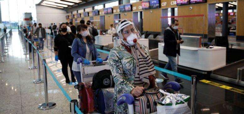 Uçuşlar Askıya Alınan Ülkelerden Gelenler Sıkı Kontrol Altında Tutuluyor