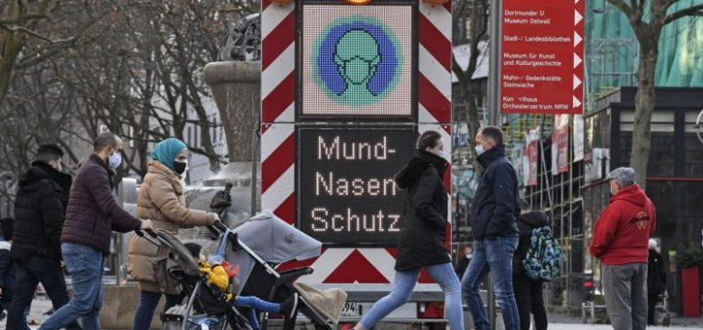 Almanya'da Komple Kapanma Gündemde