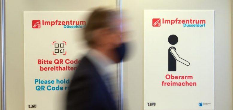 Almanya'da kısıtlamalar 10 Ocak'a kadar uzatıldı
