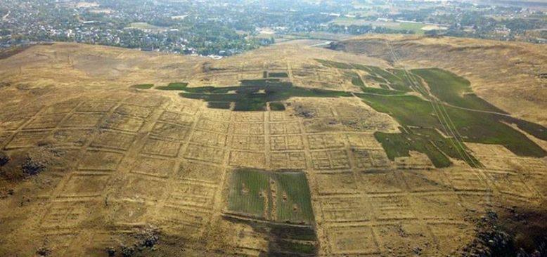 Van'da ızgara planlı antik kent turizme kazandırılacak