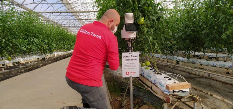 Antalya tarımına dijitalleşme desteği