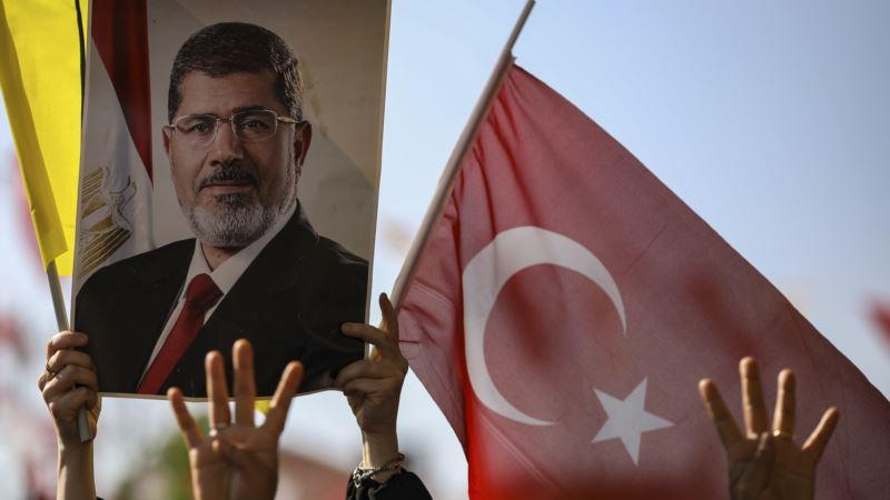 Washington'da Müslüman Kardeşler ve Türkiye Paneli