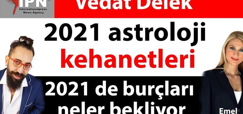 2021 Astroloji kehanetlerinde neler var?