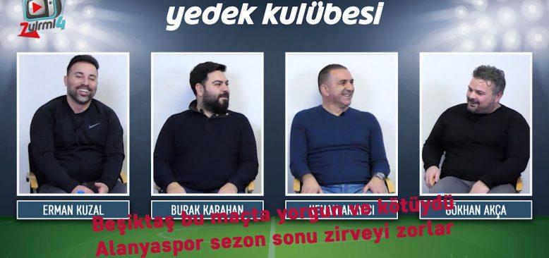 ''Beşiktaş maçta diğer maçlara göre kötüydü, takım yorgun''