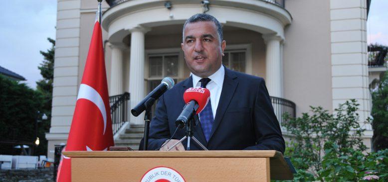 Berlin Büyükelçiliğine Ahmet Başar Şen atandı