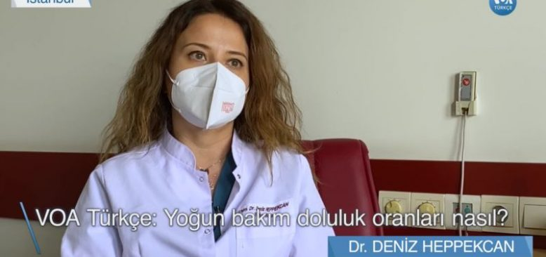 """""""Yeni Yoğun Bakım Üniteleri Açmak Çözüm Değil"""""""