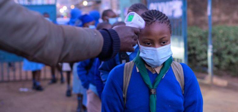 2020'de Pandemi Yüzünden Eğitim Sınıfta Kaldı