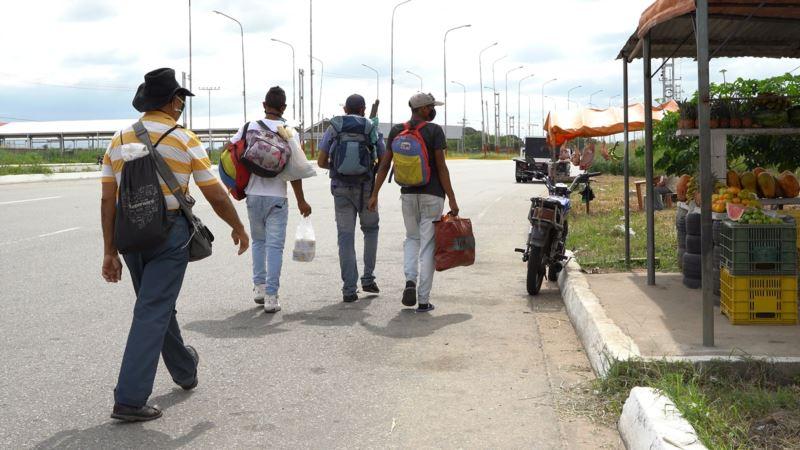 """""""2021'de Venezuelalı Göçmen Sayısı Suriyelileri Aşabilir"""""""