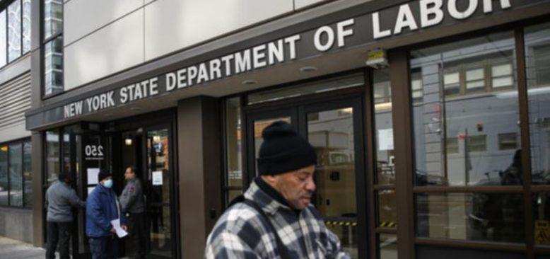 ABD'de İşsizlik Maaşı Başvuruları Yine Arttı