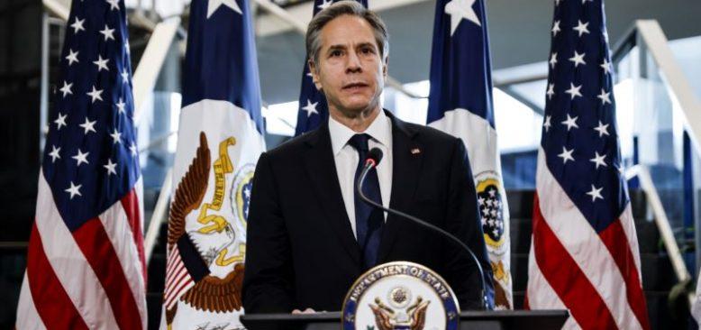 ABD'nin Yeni Dışişleri Bakanı Blinken'dan İlk Mesajlar
