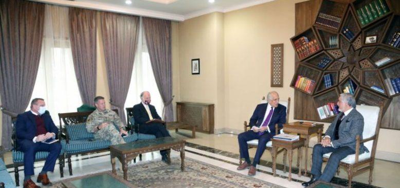 Afgan Hükümeti ve Taleban Görüşmeleri Yeniden Başlıyor