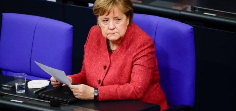 Alman Siyasetinde Gözler Merkel'in Partisi CDU'nun Kurultayında