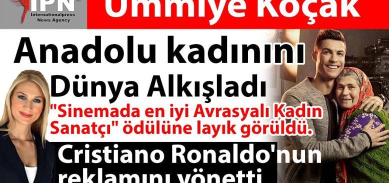 Anadolu kadınını dünya alkışladı
