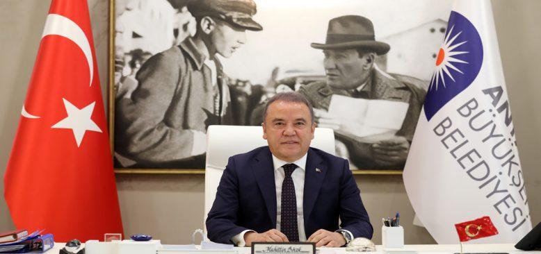 Antalya Büyükşehir'den besicilere 12 milyon liralık destek