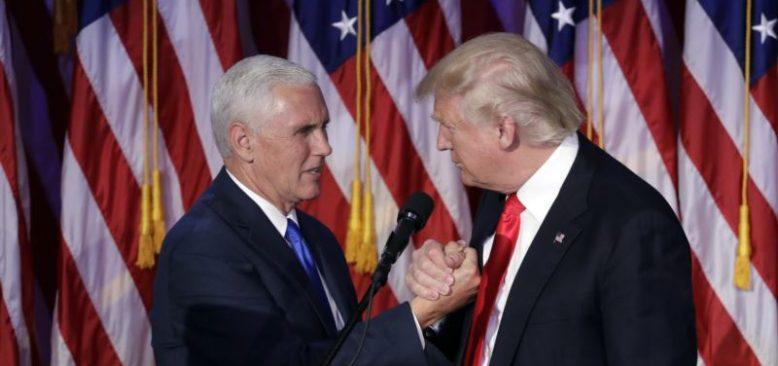Başkan Yardımcısı Pence Anayasa ve Trump Arasında Kaldı