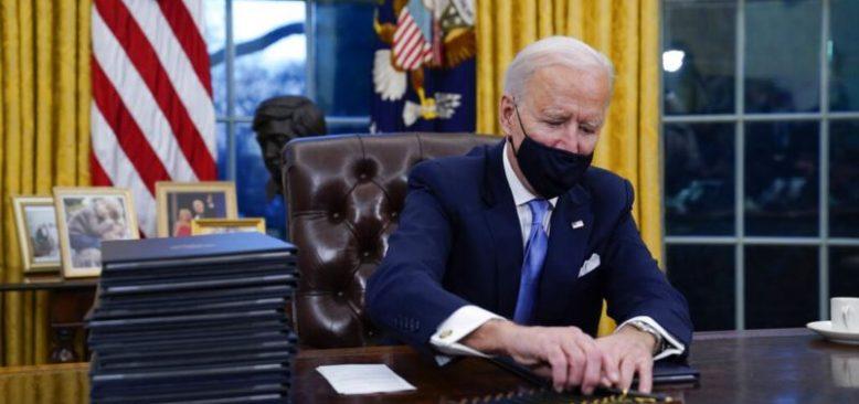 Biden'ın Görevdeki İlk Haftasında Hangi Konular Öne Çıktı?