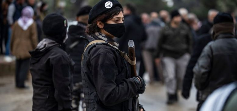 Çatışmalar Sonrası Kamışlı'da Gerginlik Sürüyor
