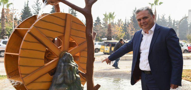 Muratpaşa Belediyesi parkların enerjisini güneşten karşılıyor