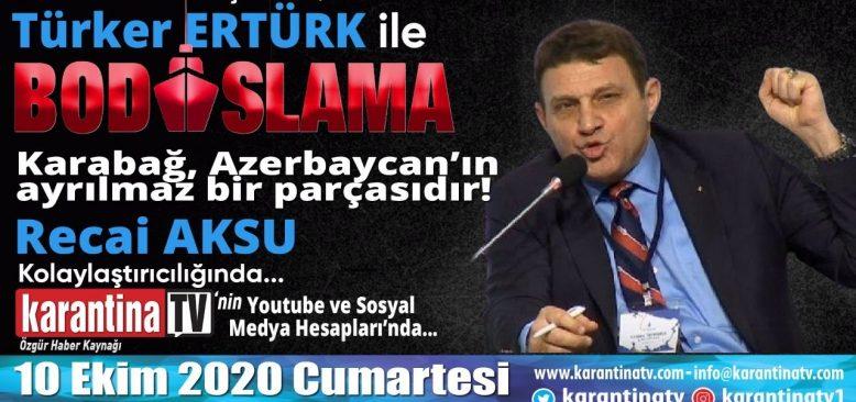 Emekli Amiral Araştırmacı Yazar Türker Ertürk ile bodosloma
