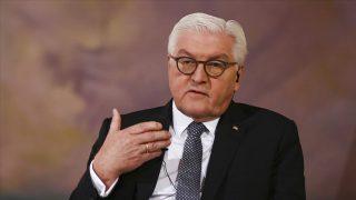 Steinmeier: Bayramı kısıtlı bir şekilde kutlamak acı verici