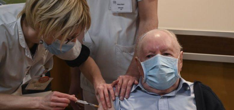 Fransa Aşı Kampanyasında Sonuncu Olma Yolunda